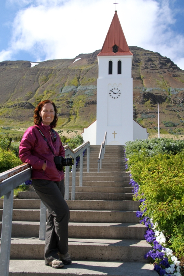 Sigulfjördur Church