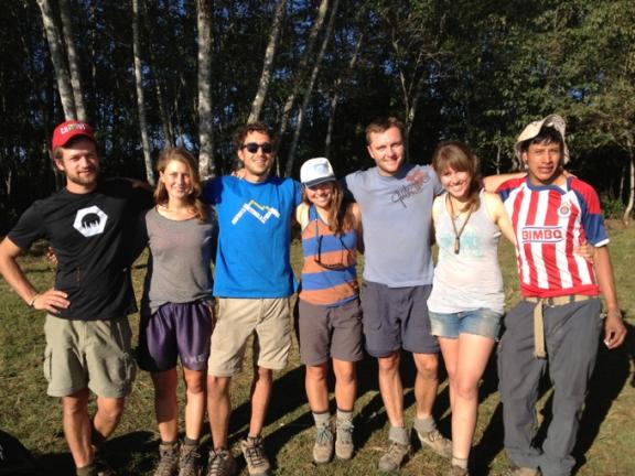 The Quetzaltrekkers guides were an inspiring bunch.