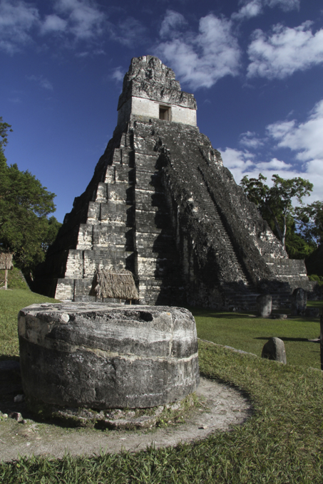 The Jaguar Temple is a Guatemalan icon.