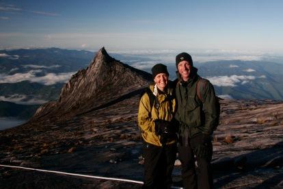 Summiting Borneo's Mt. Kinabulu