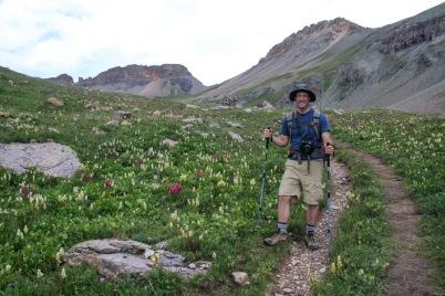 Hike to Ice Lake, Colorado
