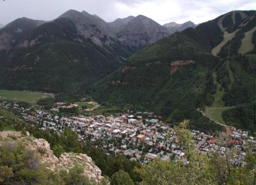 Telluride View