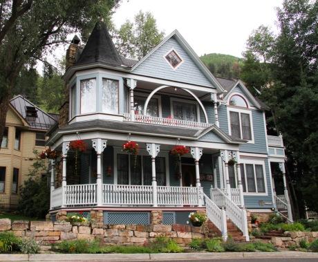 Old Victorian, Telluride