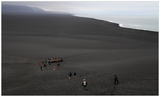 Black Sands of Ingólfshöfði