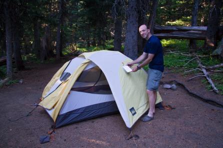 Campine at Granite Creek