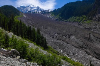 The Colossal Carbon Glacier