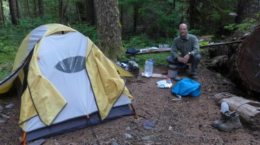 South Mowich River Camp