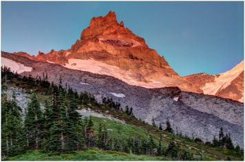 Little Tahoma from Summerland