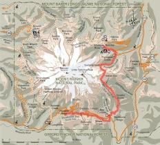 Trail Map: Days 9-12