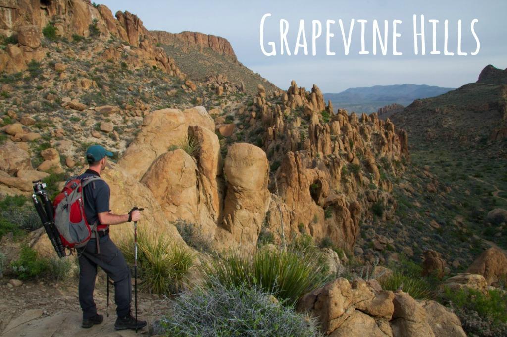 Grapevine Hills_Matt
