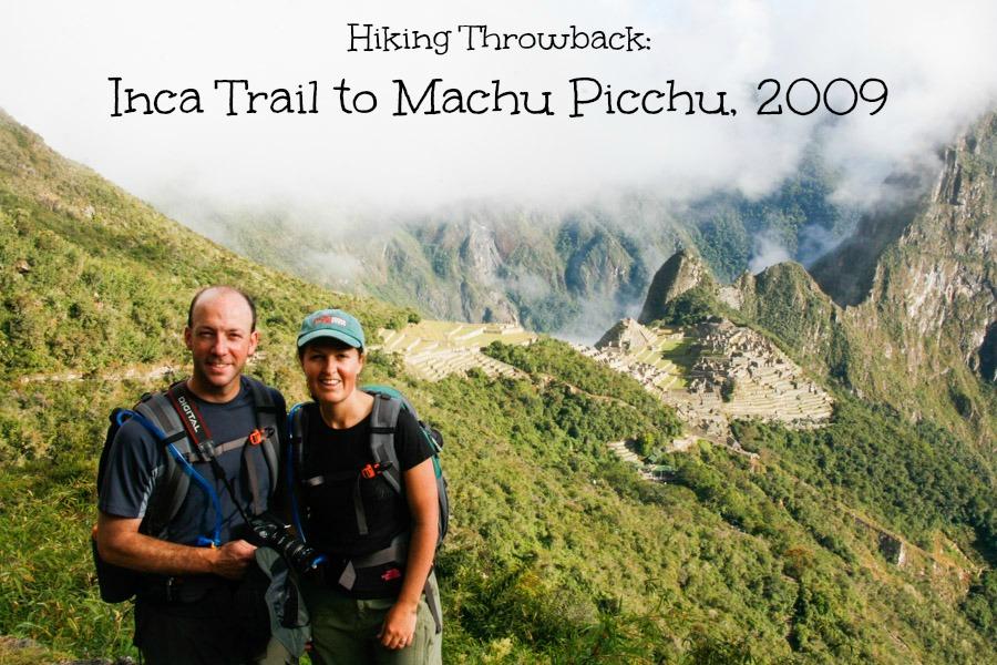 Machu Picchu 2009