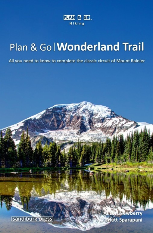 Plan & Go Wonderland Trail Cover (front)