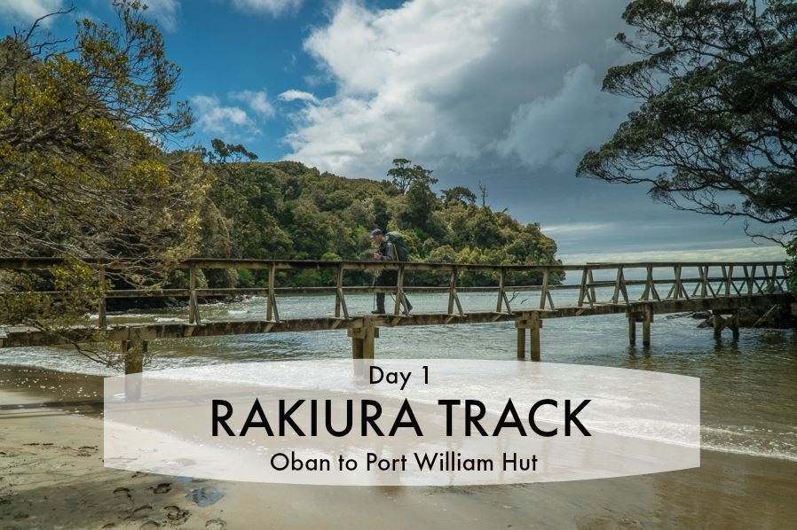 Rakiura Track_Day 1